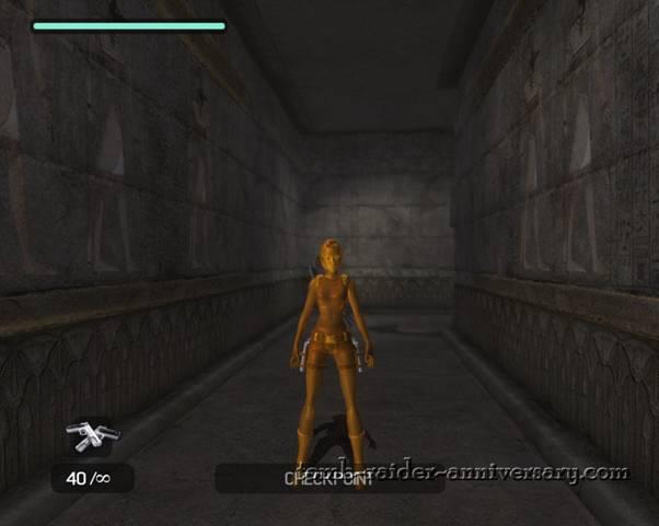 Tomb Raider Anniversary Game Loader