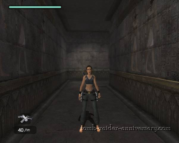 Play as classic lara croft in the new tomb raider and feel small