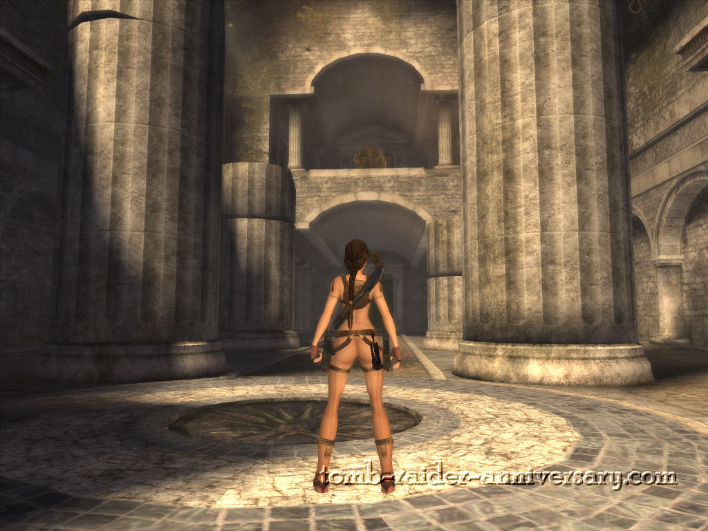 tomb raider nude